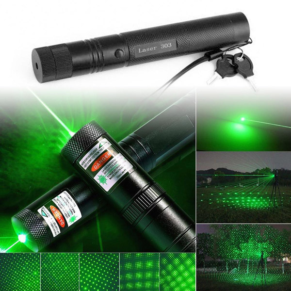 100mW Green Beam Laser Pointer
