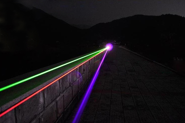 Beam Light Laser Pen