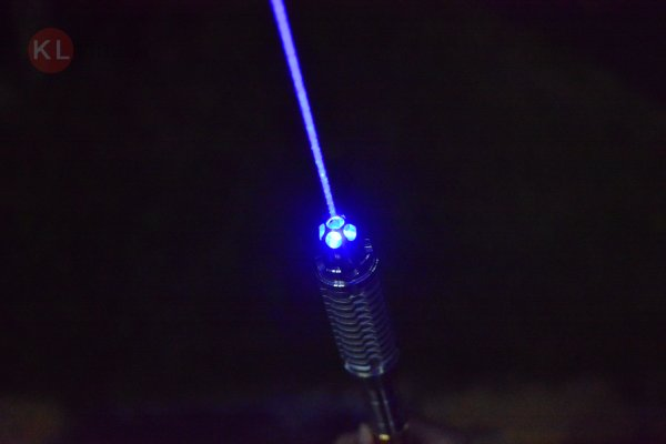 3W Laser Flashlight