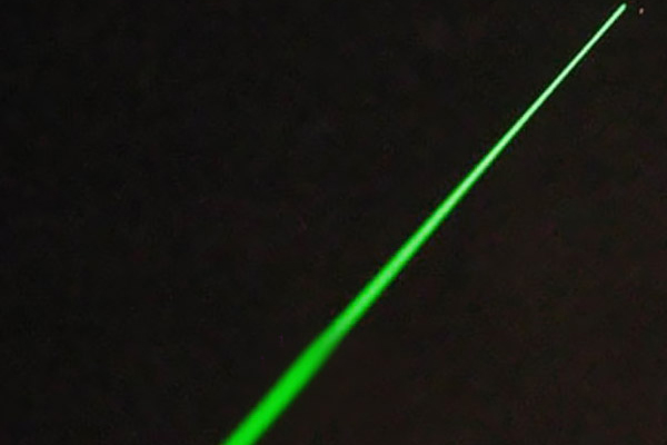 Green Light Laser