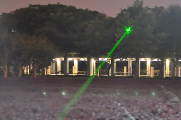 Green Beam Light Laser Pointer