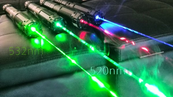 Laser Of Green 532nm