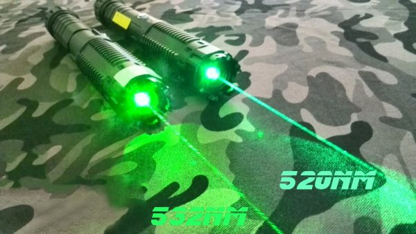 532nm wavelength Laser Pen