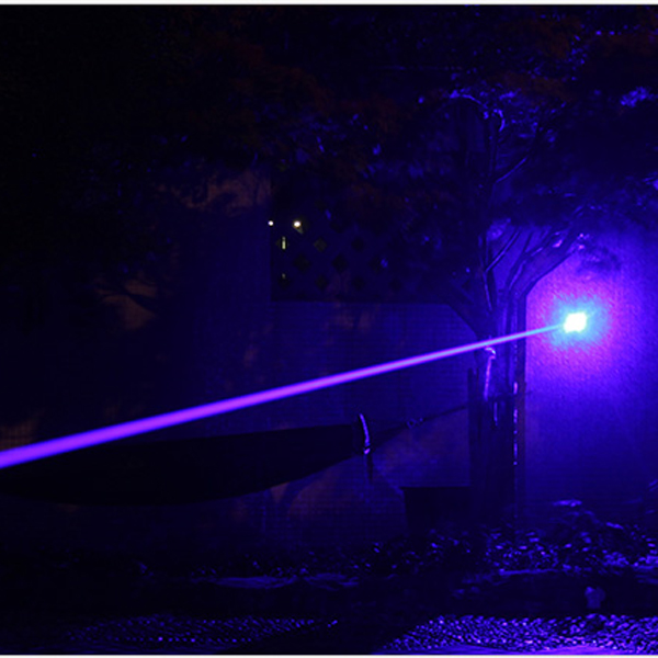 50mW Laser Purple