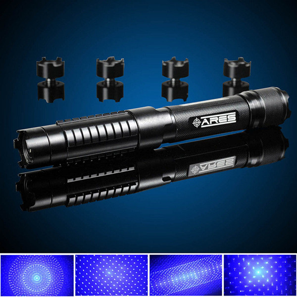 1000mW Blue Laser Pointer