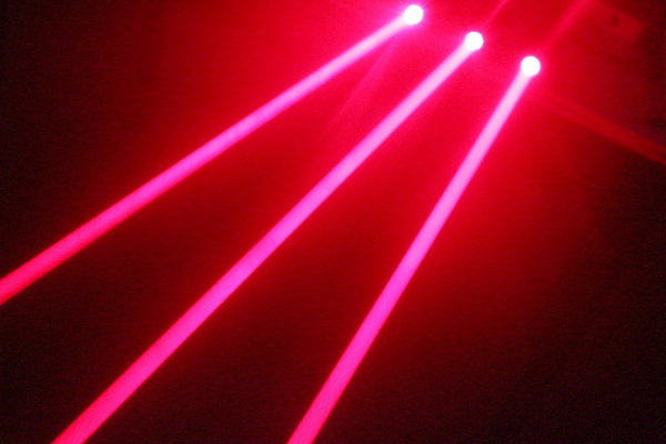 Red Light Laser Pen