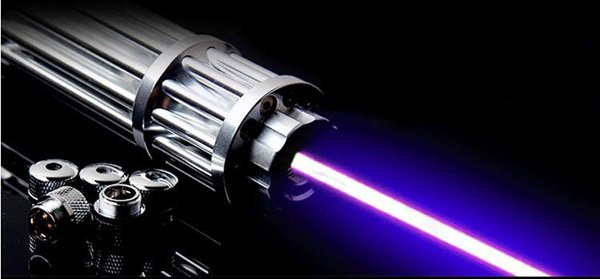 Purple Laser Pointer 500mW