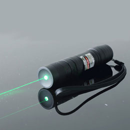 100mW Laser Flashlight