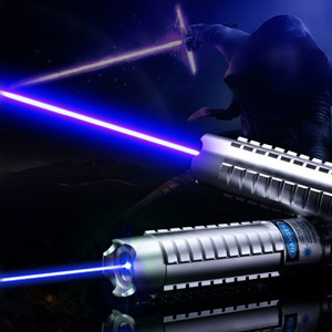 High Power Blue Laser Pointer