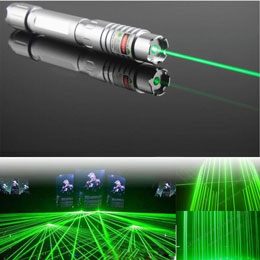 Burning 300mW Laser