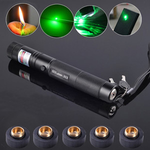 100mW Laser 303 Green Beam