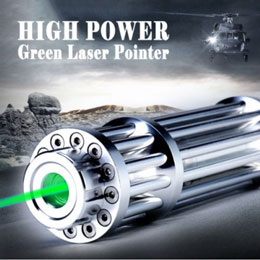 Gatlin Laser Pen Green Light